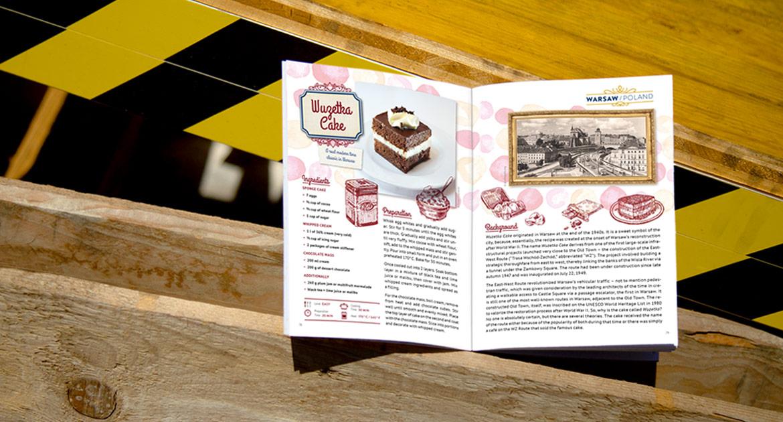 Gestaltung Kochbuch OWHC